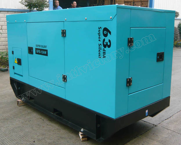 10kVA~70kVA High Quality Faw-Xichai Diesel Genset with CE/Soncap/Ciq Certifications
