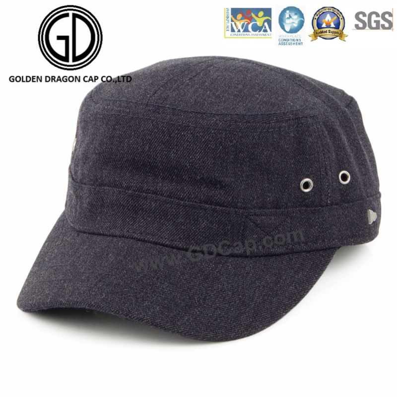 Fashion Grinding Wash Leisure Cool Military Hat Cap