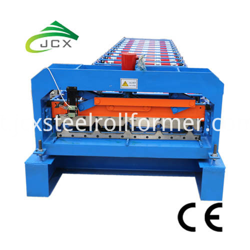 China Roll Forming Machine-Roof Sheet Machine