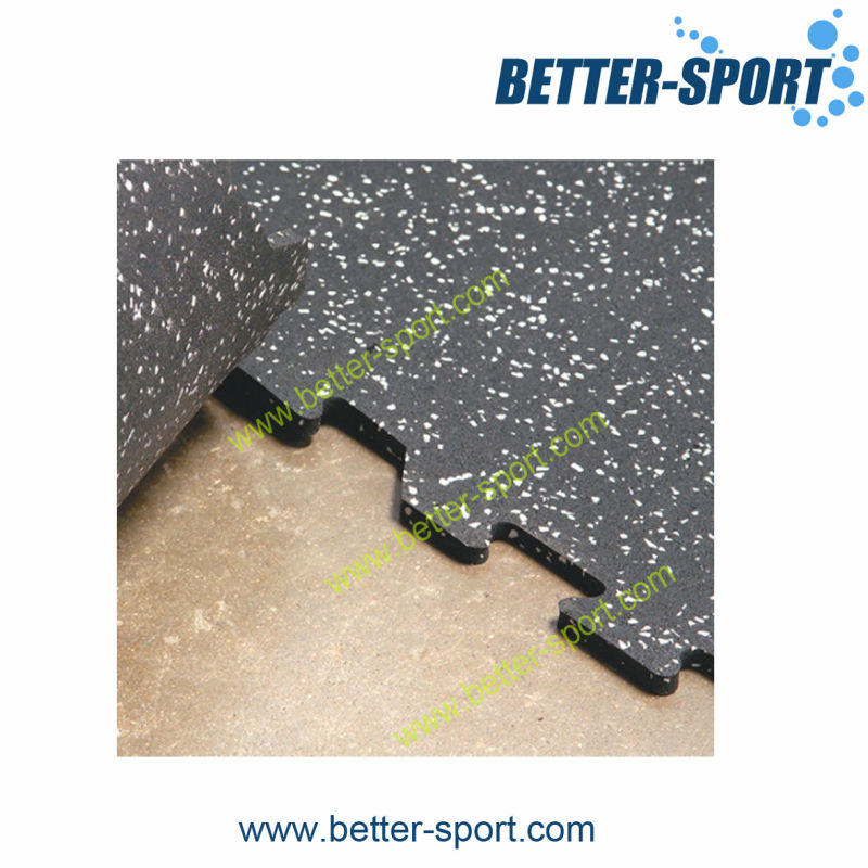 Rubber Gym Mats, Crossfit Rubber Flooring