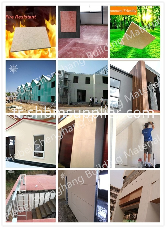 Iron Crown MgO Fireproofing Board