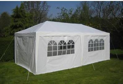 Sunplus 10X10FT New Outdoor Foldable Metal Marquee