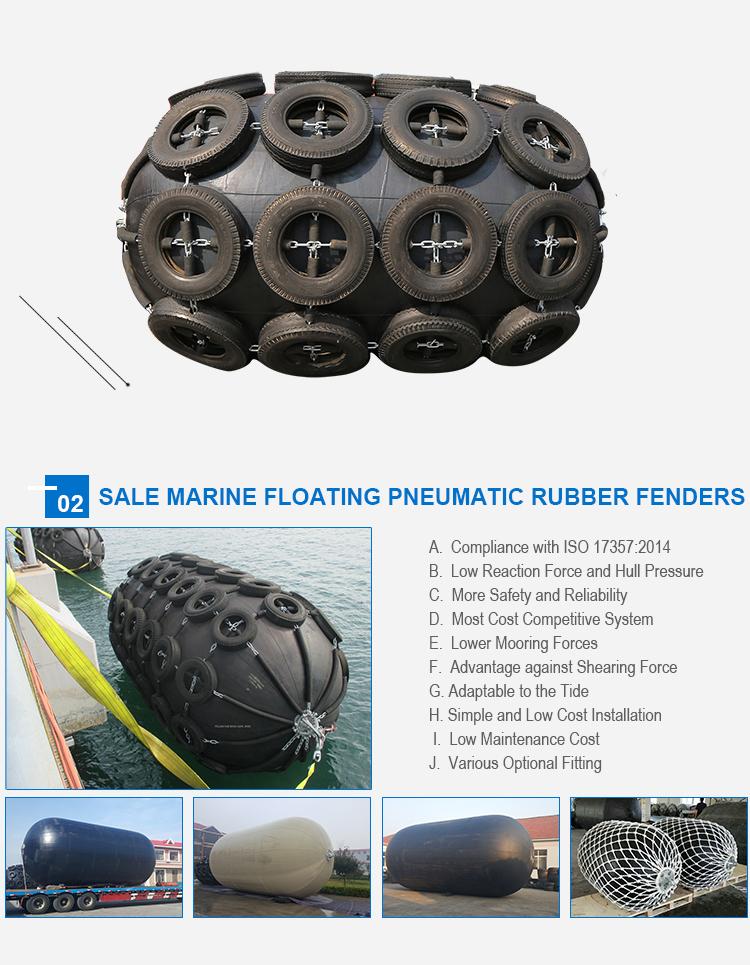 Best Price Yokohama Pneumatic Rubber Fenders