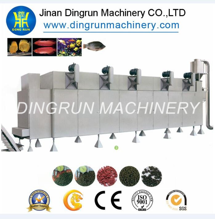 fish feed manufacturing machinery