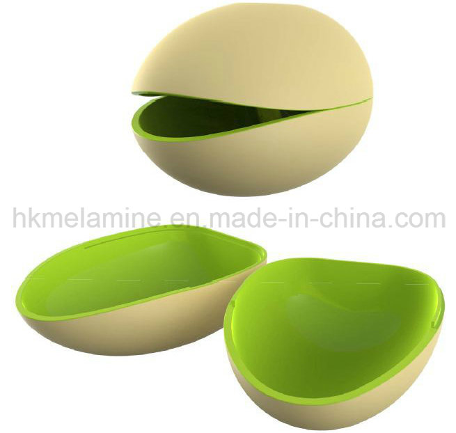 Two Tone Melamine Nut Bowl (BW271)