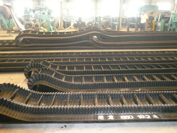 Best Quality Sidewall Conveyor Belt