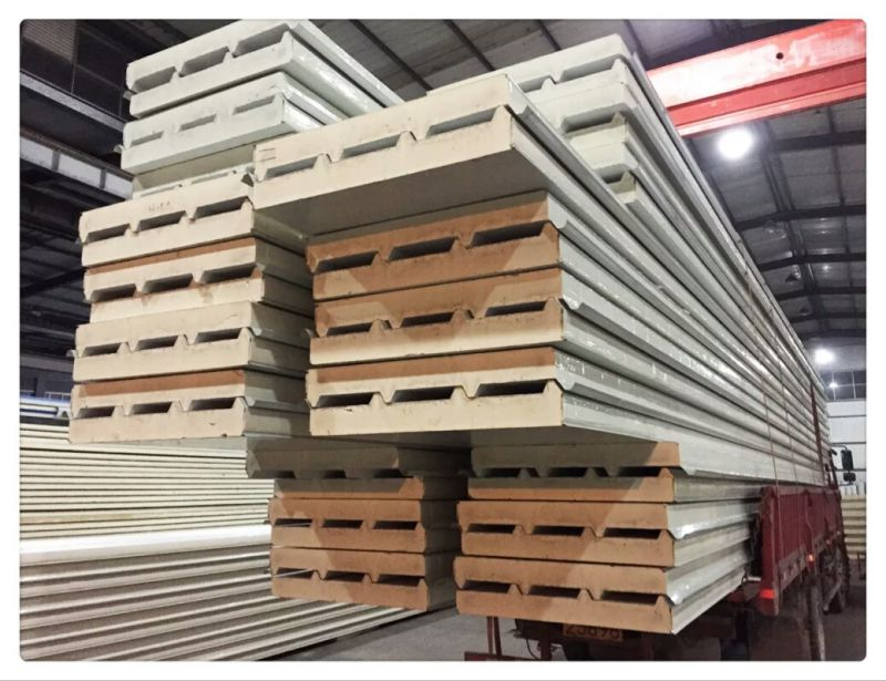 EPS Cement Sandwich Wall and Roof Panel Machine Line