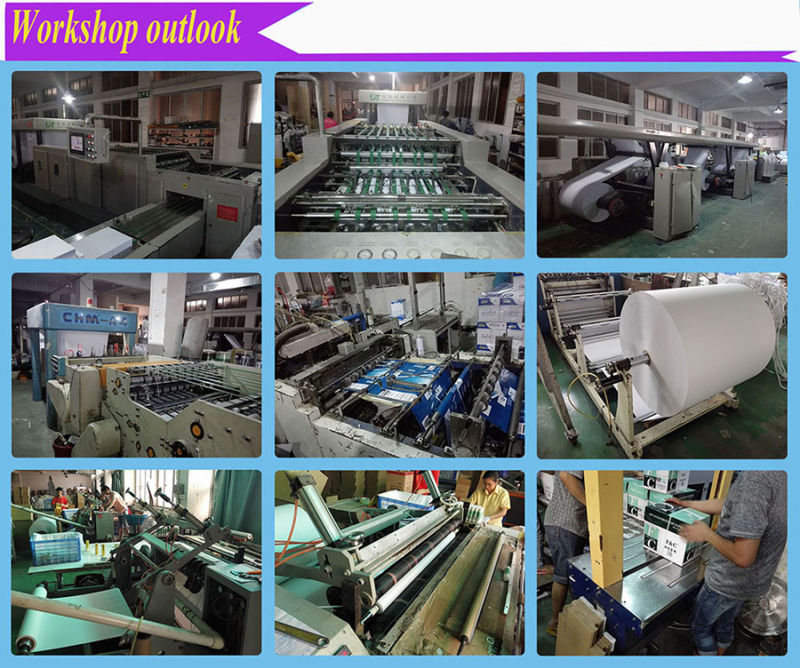 Factory Dicrect Sale Wood Pulp Nice Printing Image Carbonless Copy Paper
