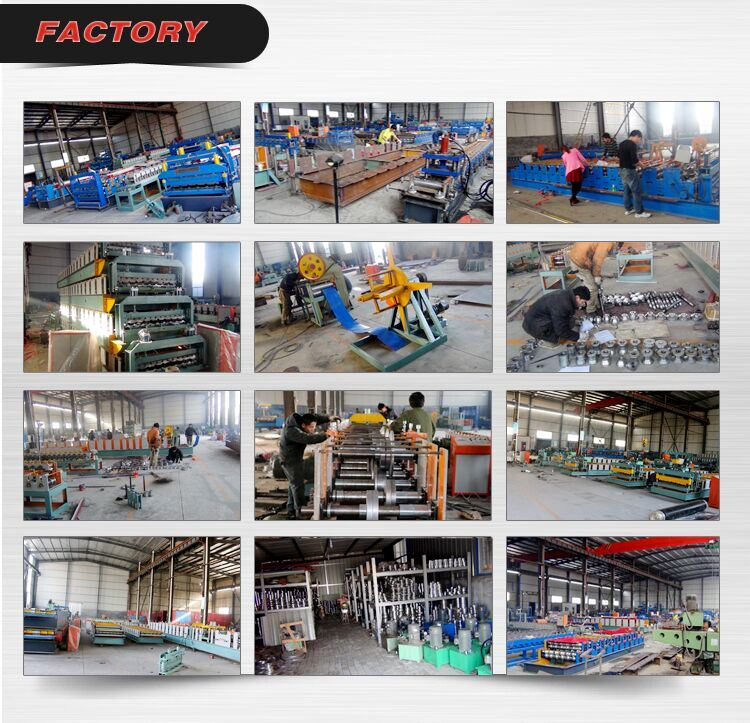 6 Meters Good Quality Many Shapes Bending Machine