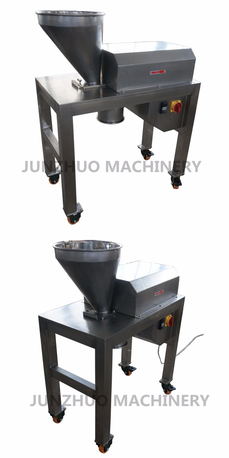 Drug and Pill Recycling High Speed Granulator