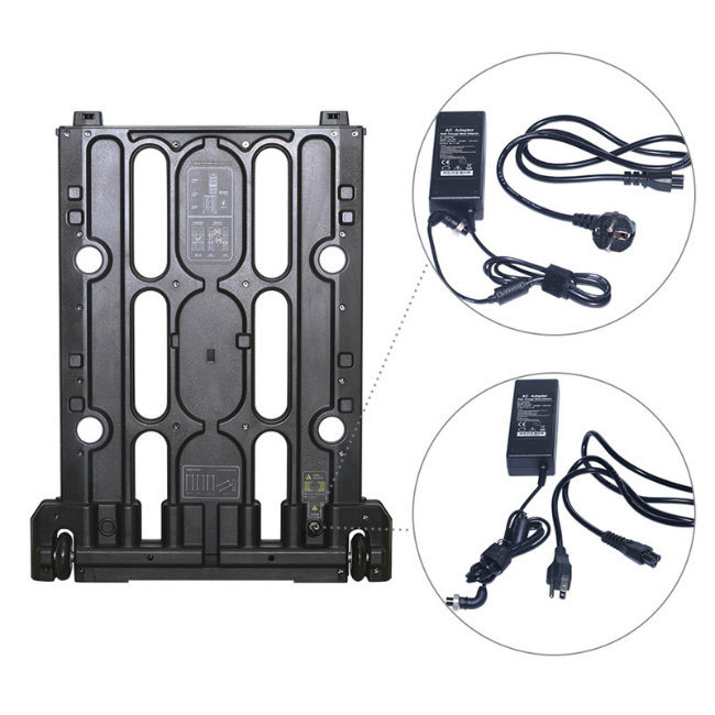 Outdoor Portable Metal Detector Gate with Phone Remote Control