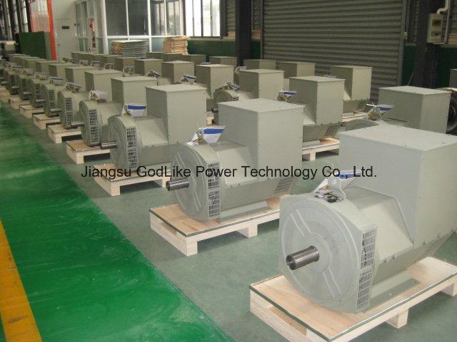 150kVA/120kw AC Brushless Synchronous Alternator with CE, ISO (JDG274E)