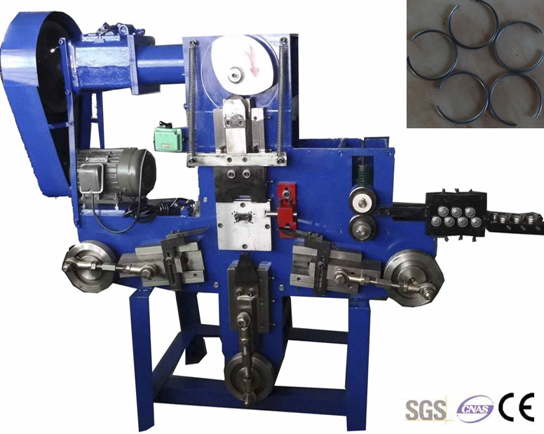 2016 Automatic Snap Ring Making Machine