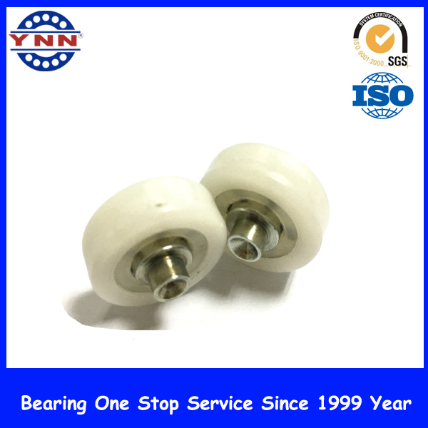 White Plastic Ball Bearings Bsl 6X26X10