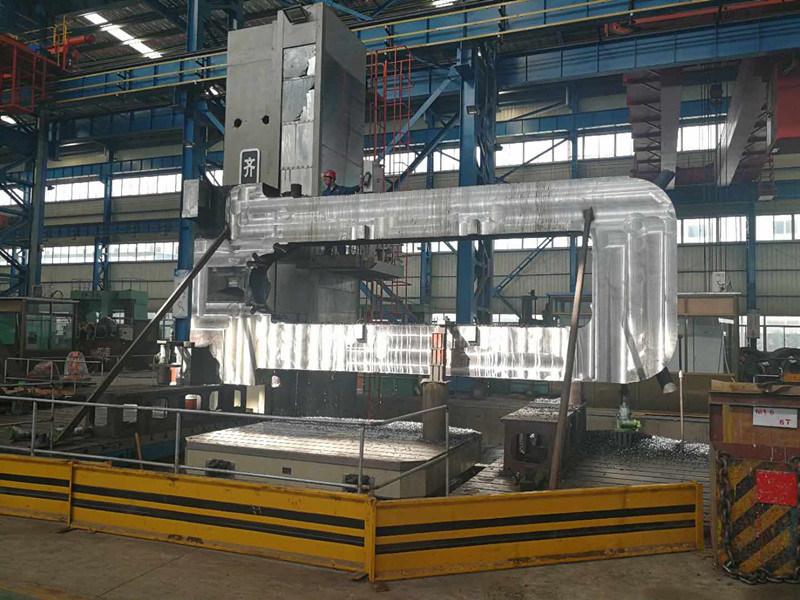 Zg20mn5 Bearing Block for Roller Press