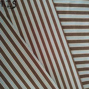 100% Cotton Poplin Yarn Dyed Fabric for Shirts/Dress Rls40-8po
