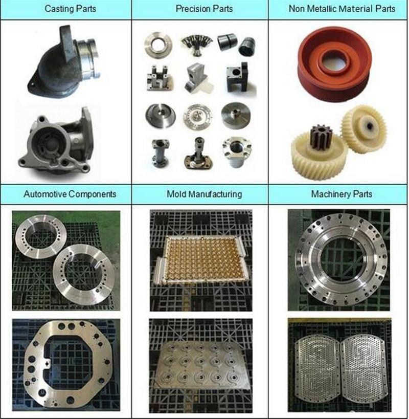 High Precision Lost Wax Aluminum Alloy Casting