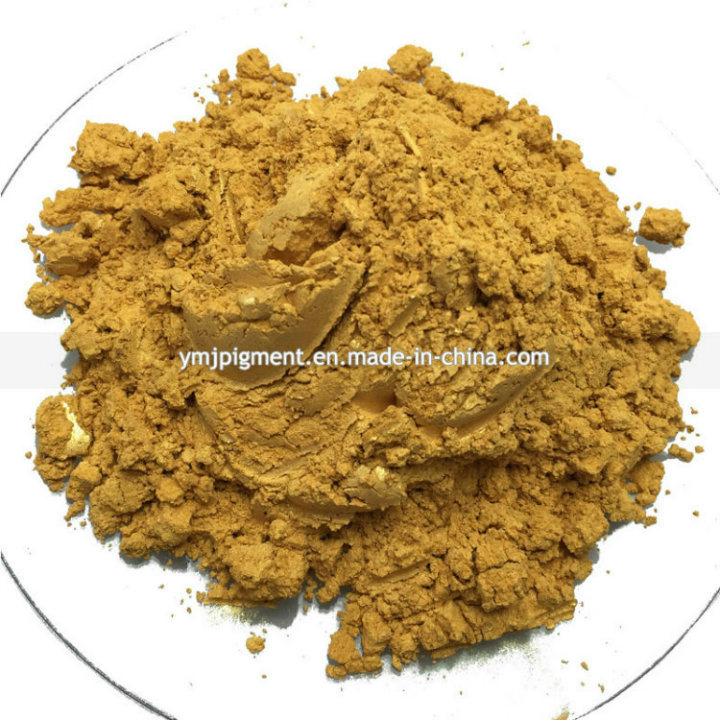 Mica Gold Pearl Pigment Powder, Golden Luster Pearl Pigment