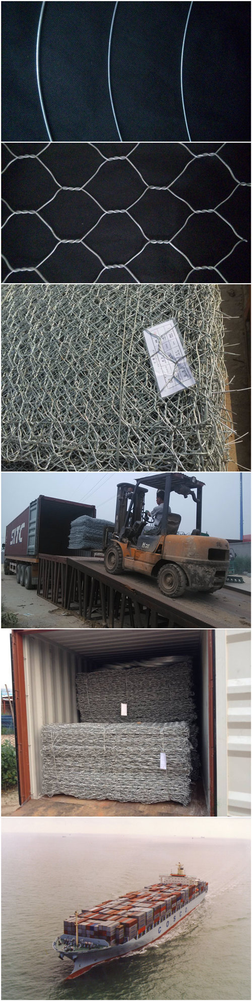 China 9 Years Manufacturer of Gabion Mattress / Reno Mattress