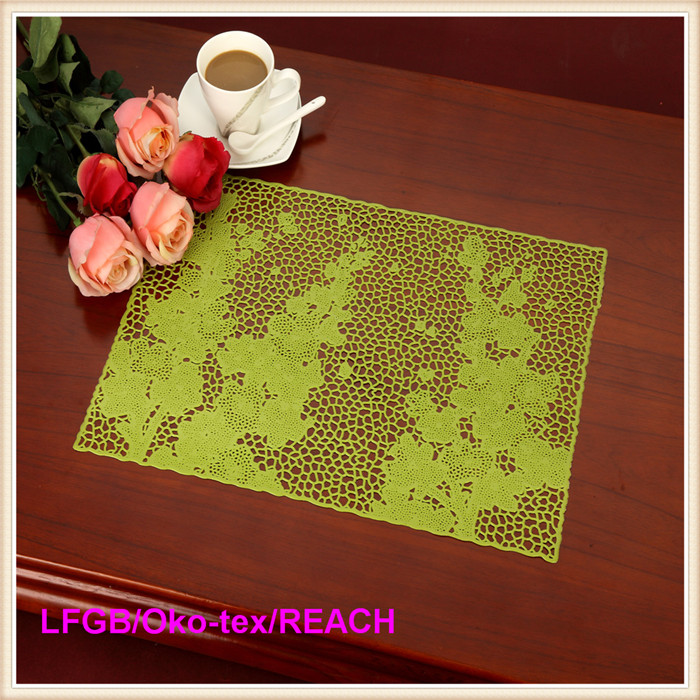 PVC Lace Place Mat -31