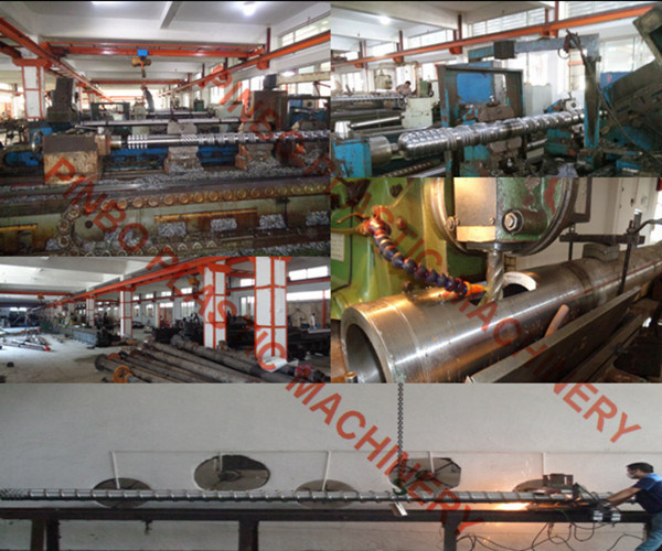 38crmoala Plastic Extruder Screw and Barrel