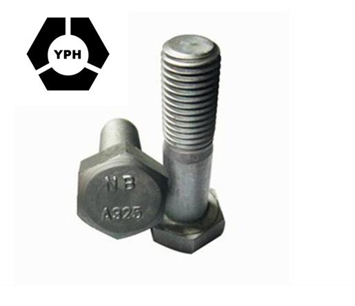 DIN 933 / ASTM A325 Full Threaded Hex Bolt