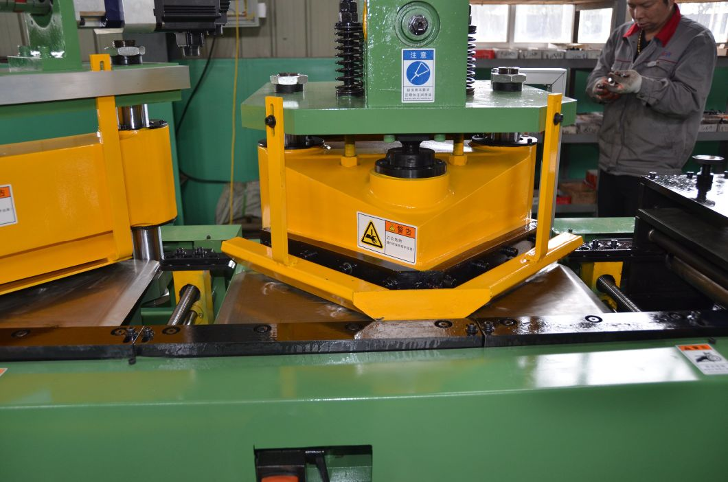 Automatic Steel Coil Cut to Length Line for Thick Plate