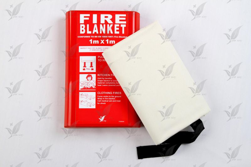 Fire Blanket Manufacture by Fiberglass