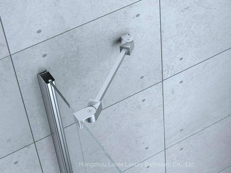 Frameless Pivot Shower Enclosure