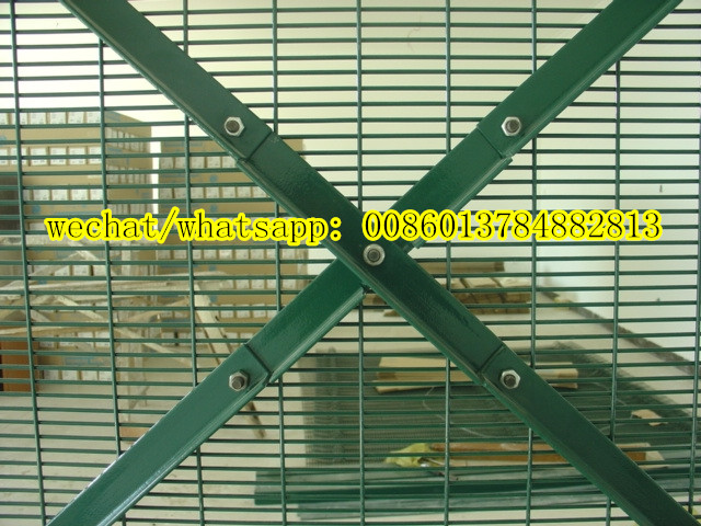358 Mesh Fence - 2D Security Fencing