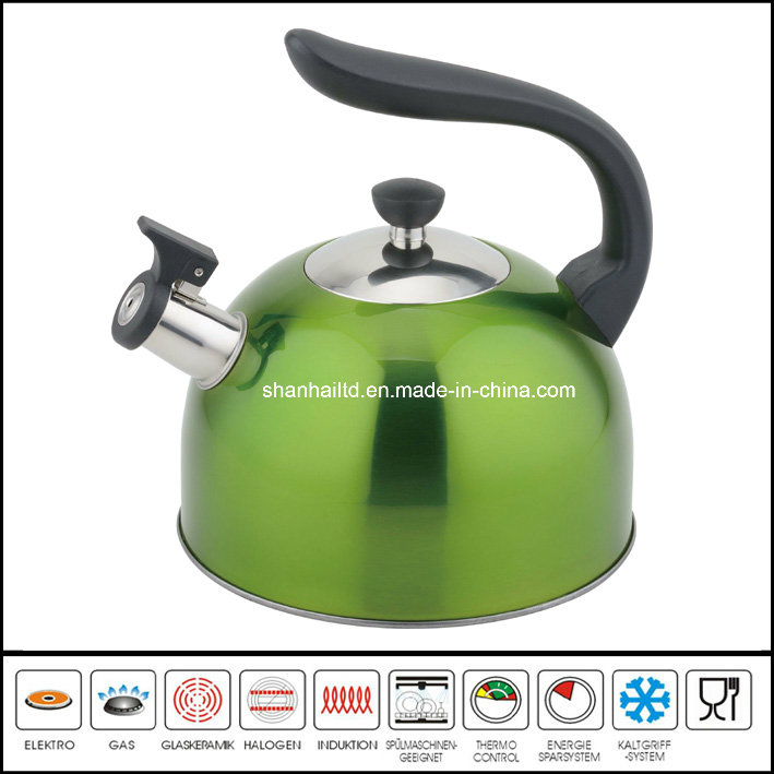 Color Tea Kettle