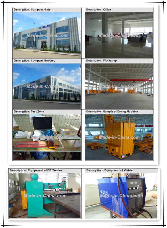 Re-Circulating Batch Zea Mays Drying Machinery