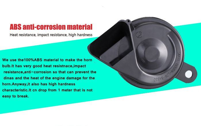 Highly Recommended Car Speaker Horn Type