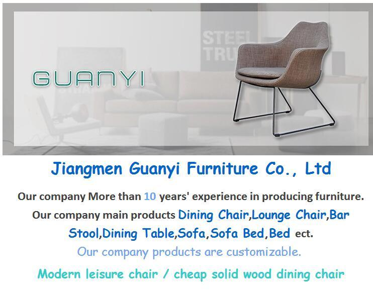 High Quality Living Room Leisure Style Lounge Chair / Comfortable Leisure Chair