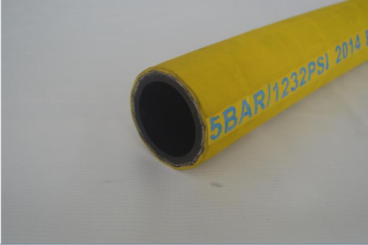 Wear Resistant Flexible Concrete Rubber Hose