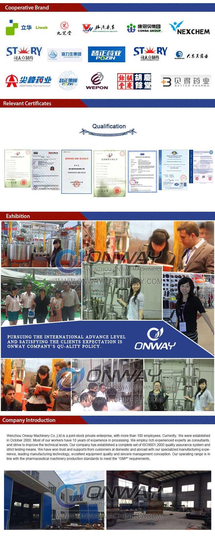 Sjn Higher Efficient Factory Price Stainless Steel Vacuum Evaporator Triple Effect Evaporator
