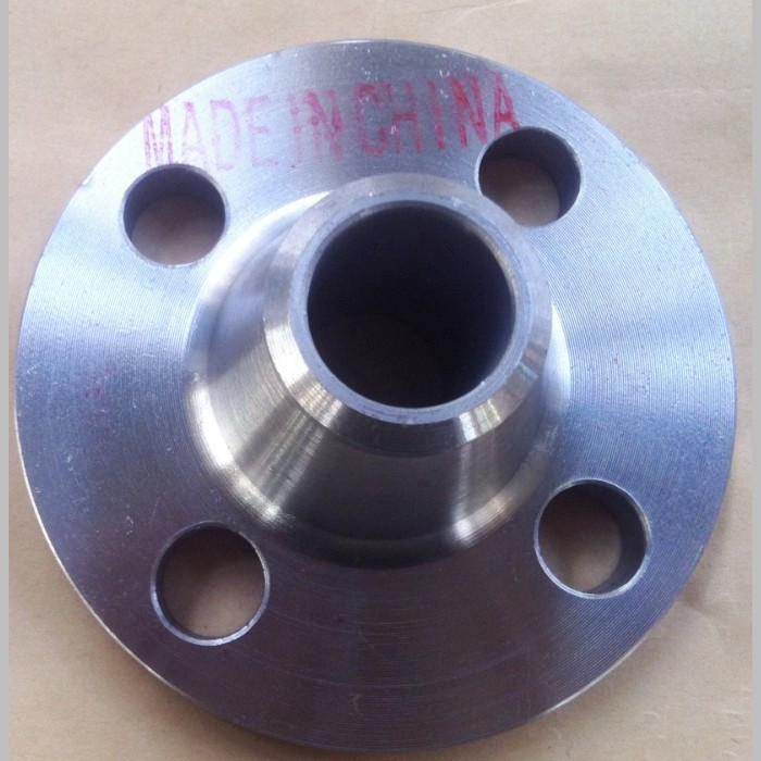 Carbon Steel DIN2502 Pn16 Flange and Material Is Rst37.2