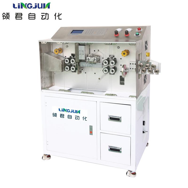 CNC Cable Cutting Stripping Machine (DNBX-70)