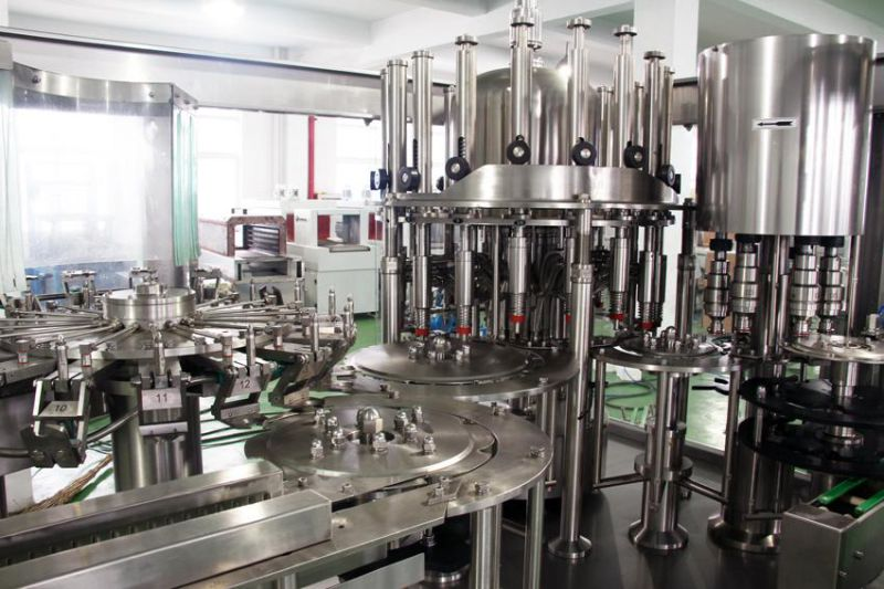 Factory Use Liquid Packing Line