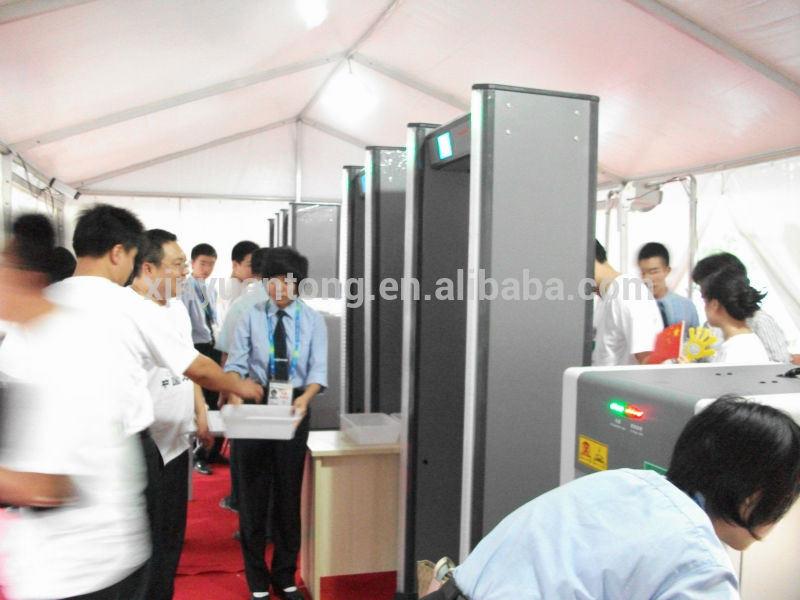 Portable Cheap Price Walk Through Metal Detector for Security Checking