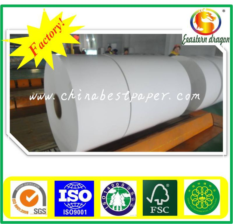 Eastern Dragon Brand Glossy Coated Printing Paper