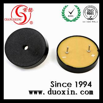 30*7.5mm Mini Piezo Buzzer with Pin Alarm Buzzer Dxp30075