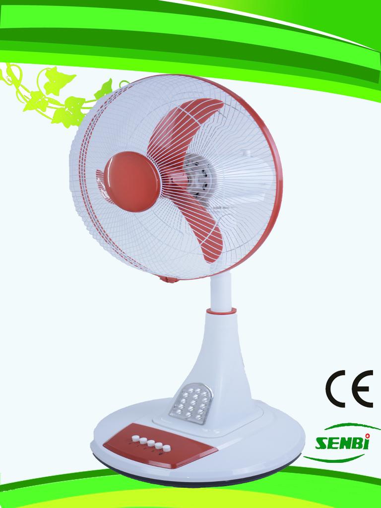 16 Inches AC220V Table-Stand Fan Solar Fan (SB-ST-AC16A)