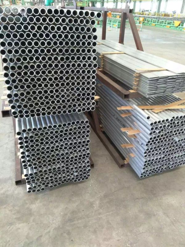 High Quality Aluminum Tube for Railway transportation