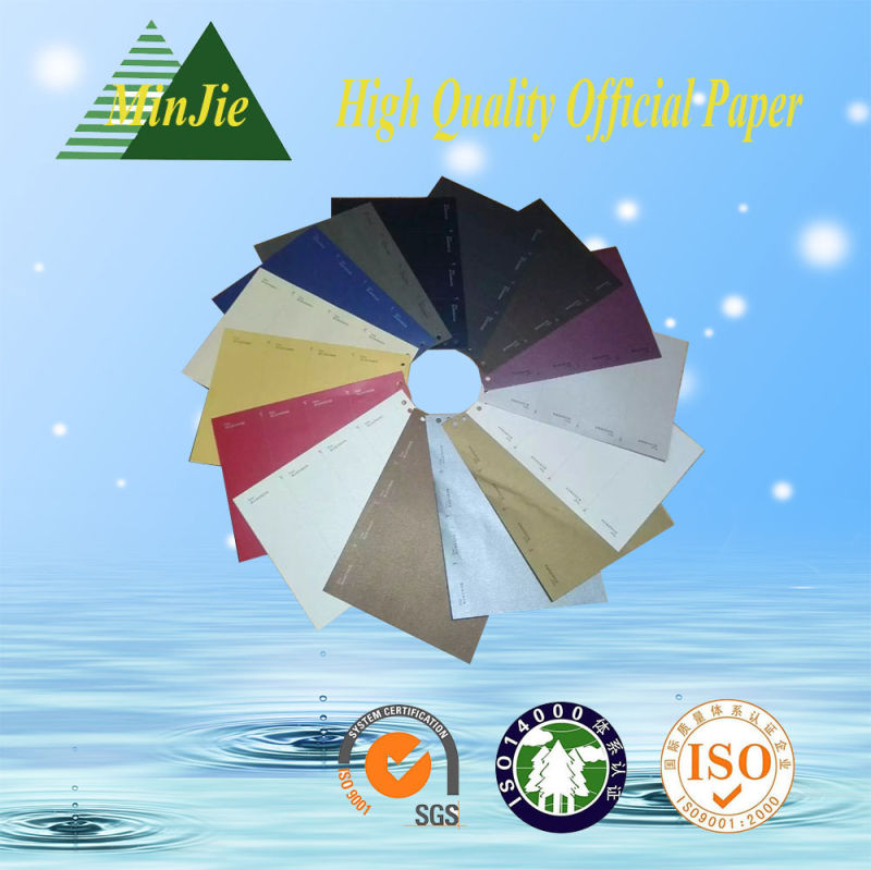 Cheap Mixed Color Copy Paper for School and Office Printing