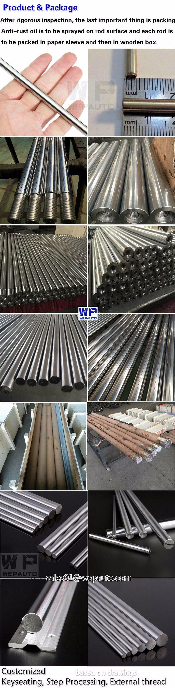 Steel Round Plated Chrome Bar Ck45-Dia 20mm