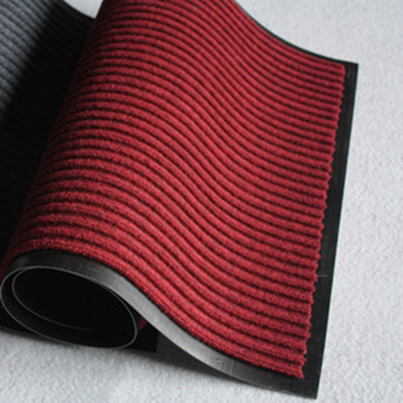 Rugs with PVC Back