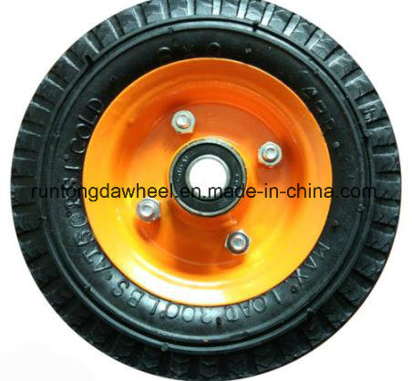 6X2 Good Quality Small Pneumatic Rubber Wheel for Toys