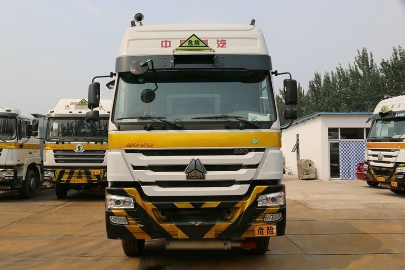 China Sinotruck HOWO 6X4 Heavy Truck Main for Southeast Asia Market