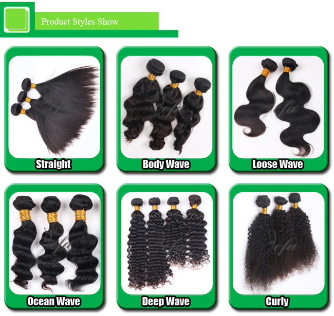 100% Competitive Price Natural Remy Human Hair